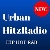 Urban Hitz Radio Hip Hop R&B Urban Soul Music Free icon