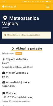 Download eMeteo sk 1 0 1 APK for android Fast direct link