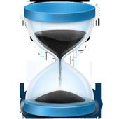 Holo Timer Widget icon