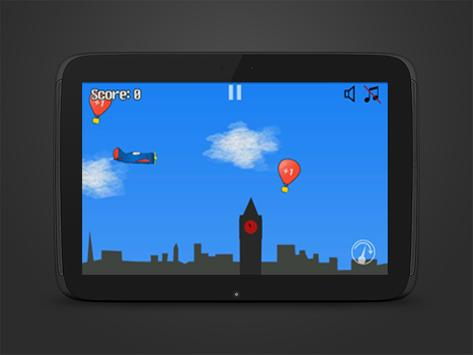 baloon hiting screenshot 1