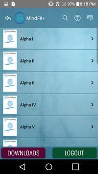 MindFit+ apk screenshot