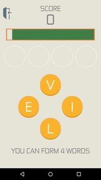 Four Letters screenshot 1