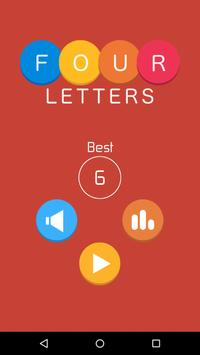 Four Letters screenshot 2