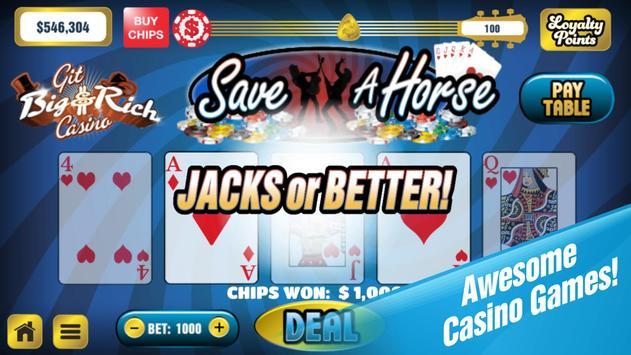 Git Big $ Rich Casino screenshot 3