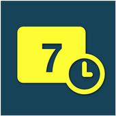 7 Min Full Workout icon