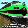 Express Train Simulator 3D