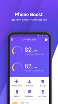 Dream Clean - for clean your phone like in dream 海報