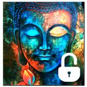 Buddha Enlightenment Screen Lock icon