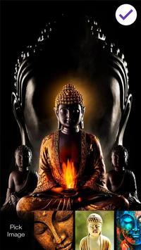 Buddha Enlightenment Screen Lock screenshot 2