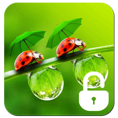 Ladybug Lock Screen icon