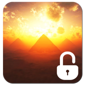 Pyramid Lock Screen icon