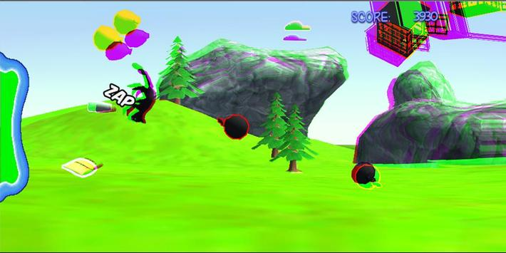 Kitty Cat Captain Dynamo screenshot 1