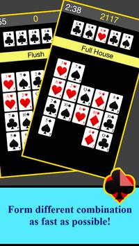 Poker Rush - The Card game poster