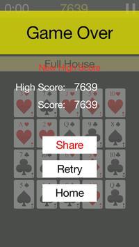 Poker Rush - The Card game apk screenshot
