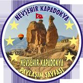 Nevşehir Kapadokya icon