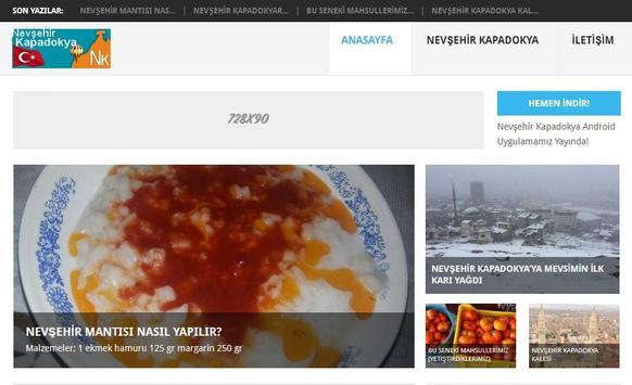 Nevşehir Kapadokya screenshot 3