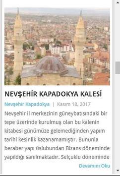 Nevşehir Kapadokya screenshot 1