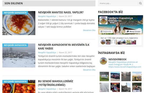 Nevşehir Kapadokya screenshot 4