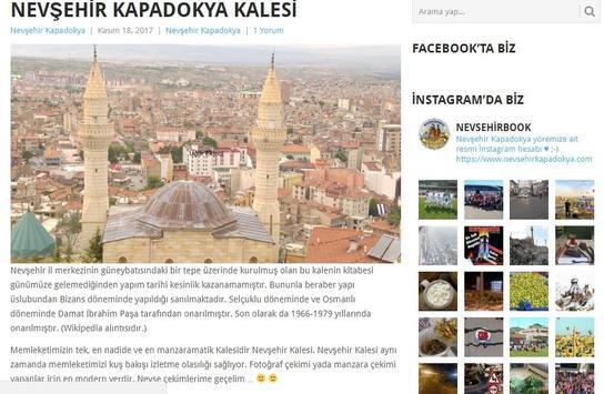 Nevşehir Kapadokya screenshot 5