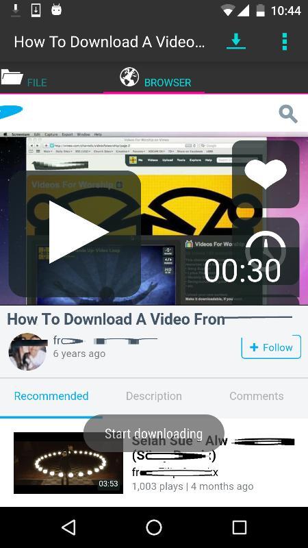 video downloader pro gratis