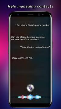 Siri For Android 2018 screenshot 4