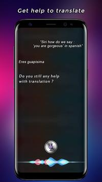 Siri For Android 2018 screenshot 3