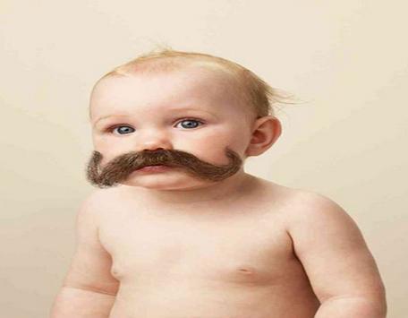 Cute Baby Beard screenshot 2