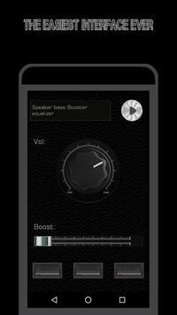 Easy Speaker Booster - Volume Enhancer Bass EQ Pro screenshot 10