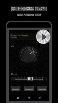 Easy Speaker Booster - Volume Enhancer Bass EQ Pro screenshot 21