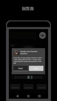 Easy Speaker Booster - Volume Enhancer Bass EQ Pro screenshot 23
