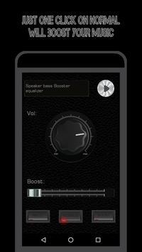 Easy Speaker Booster - Volume Enhancer Bass EQ Pro screenshot 5