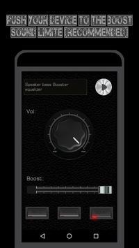 Easy Speaker Booster - Volume Enhancer Bass EQ Pro screenshot 6