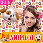 Animoji for phoneX : Selfie Sticker 2018 icon