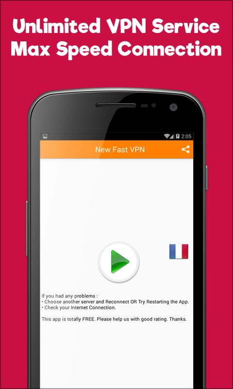 New Fast VPN for Android - APK Download