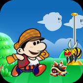 Super castle Mario Adventures icon