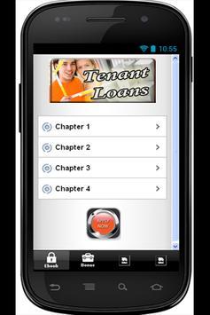 Tenant Loans apk screenshot