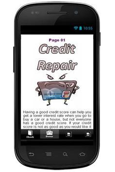 Credit Repair Tips screenshot 2