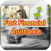 Fast Financial Assistance icon