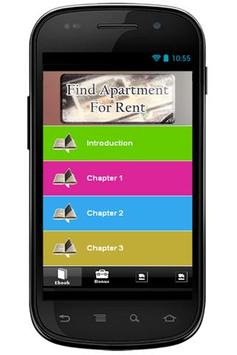 Find Apartment For Rent Info screenshot 1
