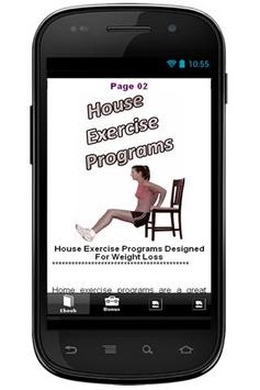 House Exercise Guide screenshot 3