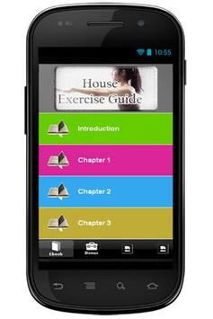 House Exercise Guide screenshot 1