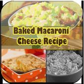Baked Macaroni Cheese Recipe icon