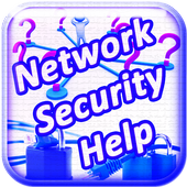 Network Security Help icon