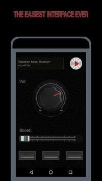 Speaker EQ-Super Volume Bass Booster Equalizer Pro screenshot 10