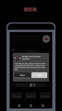 Speaker EQ-Super Volume Bass Booster Equalizer Pro screenshot 15