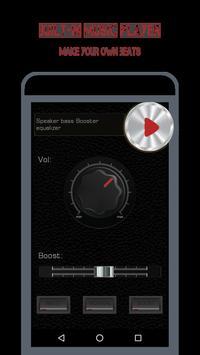 Speaker EQ-Super Volume Bass Booster Equalizer Pro screenshot 21