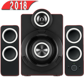 Speaker Volume EQ - Sound Bass Booster Equalizer icon