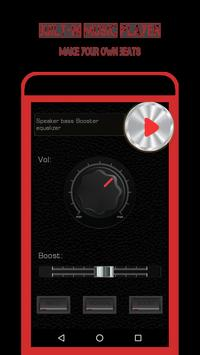 Speaker Volume EQ - Sound Bass Booster Equalizer screenshot 13
