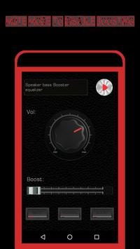 Speaker Volume EQ - Sound Bass Booster Equalizer screenshot 18
