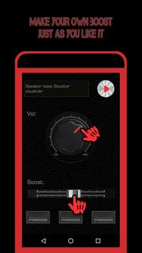 Speaker Volume EQ - Sound Bass Booster Equalizer screenshot 7